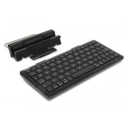 Hamlet XPADKK100BTMS Bluetooth QWERTY Nero tastiera per dispositivo mobile