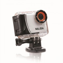 Nilox MINI ACTION CAM 5MP HD Ready 14 CMOS 65g fotocamera per sport dazione 13NXAKNA00001