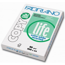 Fabriano Copy Life A4 210 297 mm Bianco carta inkjet 48521297