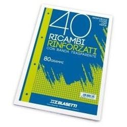 Blasetti 2328 80gm 40fogli carta milllimetrata