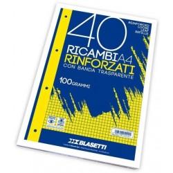 Blasetti 5441 A4 100gm 40fogli carta milllimetrata