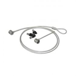 Nilox HA41561 1.8m Grigio cavo di sicurezza