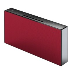 Sony CMT X3CD Home audio mini system 20W Rosso CMTX3CDR.CEL
