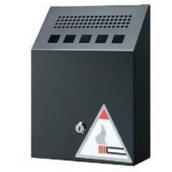 Durable 3333 01 Acciaio portacenere e accessori