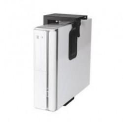 Nilox NX120700101 Scrivania Nero, Bianco vane portacomputer