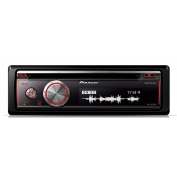 Pioneer DEH X8700BT Bluetooth Nero autoradio