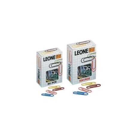 Molho Leone Clips 28mm Metallo, Plastica fermaglio 72102