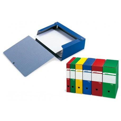 SEI Rota Spazio PVC Rosso cartella 67891512S
