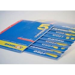 Rambloc Ricambi A4 Bianco A4 40fogli quaderno per scrivere 90505990S