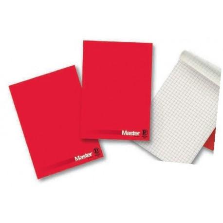 Pigna Master Rosso quaderno per scrivere 0208521BI