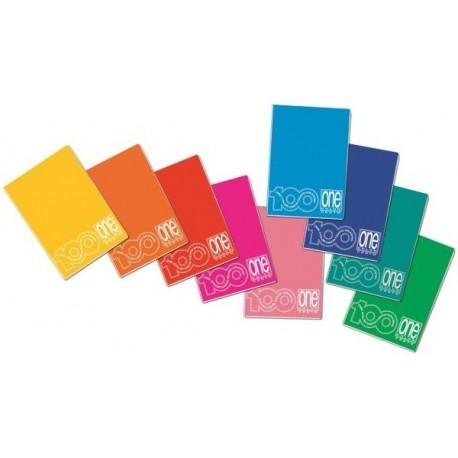 Blasetti One Color A5 19fogli Multicolore quaderno per scrivere 1844
