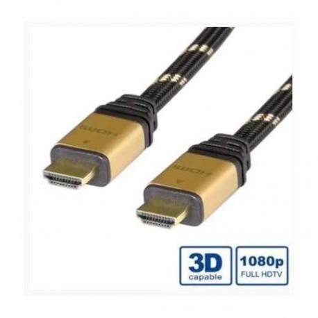 Nilox RO11.04.5501 1m HDMI HDMI Nero cavo HDMI