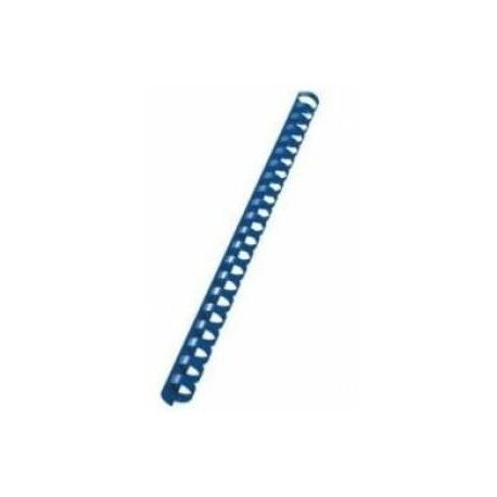 Fellowes 5347903 raccoglitore ad anelli Plastica Blu