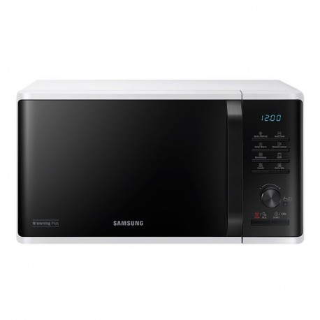 Image of Samsung MG23K3515AW forno a microonde Microonde con grill 23 L 1250 W Bianco, Nero
