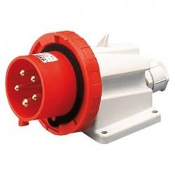 Gewiss GW60431 connettore elettrico standard 16 A 3P N T Angolo di 90 Maschio