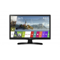 LG 24MT49S 24 HD Smart TV Wi Fi Nero LED TV