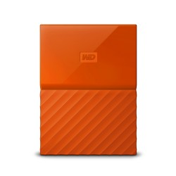 Western Digital My Passport 1000GB Arancione disco rigido esterno WDBYNN0010BOR WESN