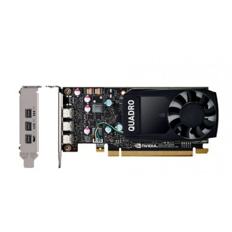 PNY VCQP400 PB Quadro P400 2GB GDDR5 scheda video