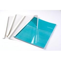 Fellowes 5390001 A4 Plastica Bianco 50pezzoi cartellina