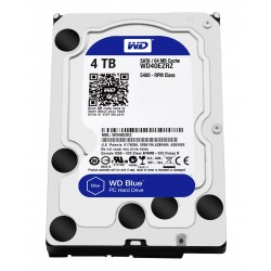 Western Digital Blue 3.5 4000 GB Serial ATA III HDD WD40EZRZ