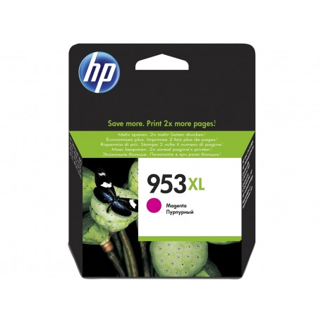 HP 953XL Magenta Original Ink Cartridge cartuccia dinchiostro 20,5 ml F6U17AEBGX