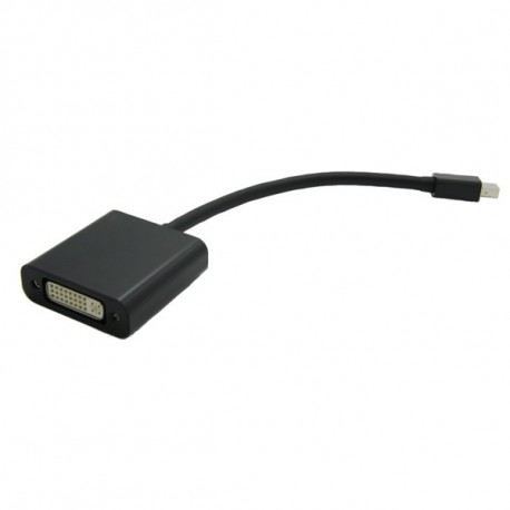 ITB RO12.99.3128 0.1m Mini DisplayPort DVI D Nero cavo e adattatore video