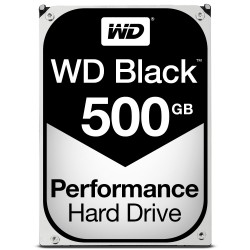 Western Digital Black 3.5 500 GB Serial ATA III WD5003AZEX
