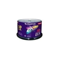 Fujifilm BOX CD 52X 80MIN 700MB 47238 50PZ