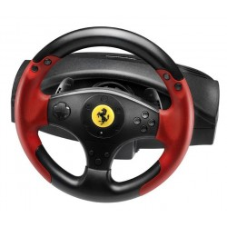 Thrustmaster Ferrari Racing Wheel Red Legend PS3 PC Sterzo Pedali PC,Playstation 3 Nero, Rosso 4060052