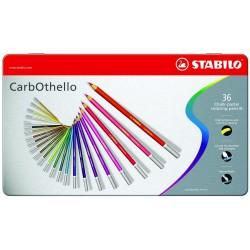 Stabilo Carbothello 36pezzoi pastello colorato 1436 6