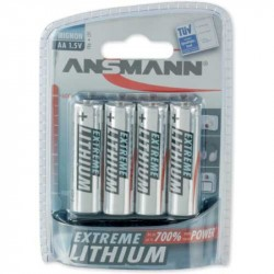 Ansmann Extreme Lithium AA Mignon Single use battery Litio 1512 0002