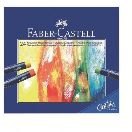 Faber Castell Studio Quality Oil pastel Multicolore 24pezzoi 127024