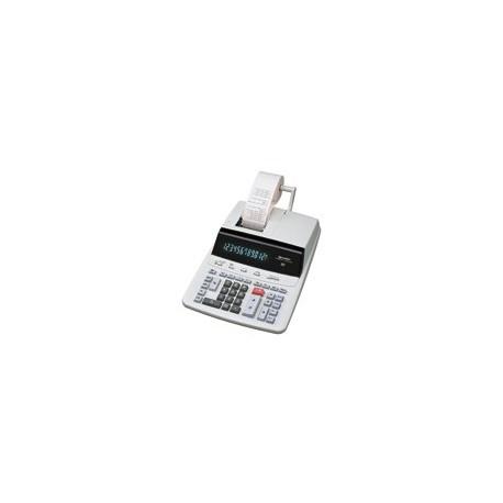 Image of Sharp CS-2635RH calcolatrice Scrivania Calcolatrice con stampa Nero, Argento SH-CS2635RHGYSE