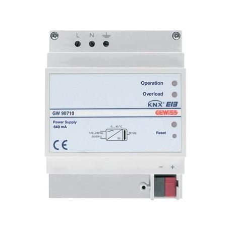 Gewiss  GW90710 adattatore e invertitore Interno Bianco