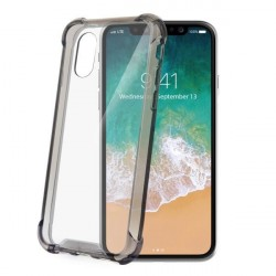 Celly ARMOR COVER IPHONE X BK