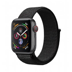 Apple Watch Series 4 smartwatch Grigio OLED Cellulare GPS satellitare MTVF2TYA