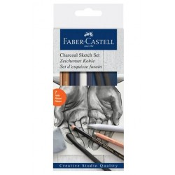 Faber Castell CF7 MATITA GOLDFABER SKETCH SET