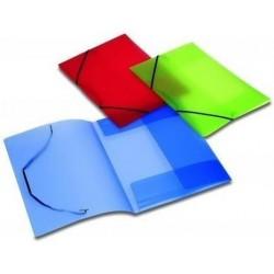 Fellowes 40130 Polipropilene PP Blu cartella