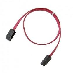 Nilox 0.5m SATA 150 cavo SATA 0,5 m Rosso SATA 7 pin NX090305102