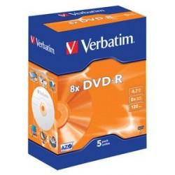 Verbatim 4352110 4.7GB DVD R DVD vergine