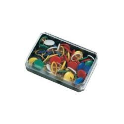 Molho Leone Pins Plastic Cover Giallo infilzacarte e spillo da cancelleria 75529