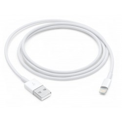 Apple MD818ZMA cavo Lightning 1 m Bianco