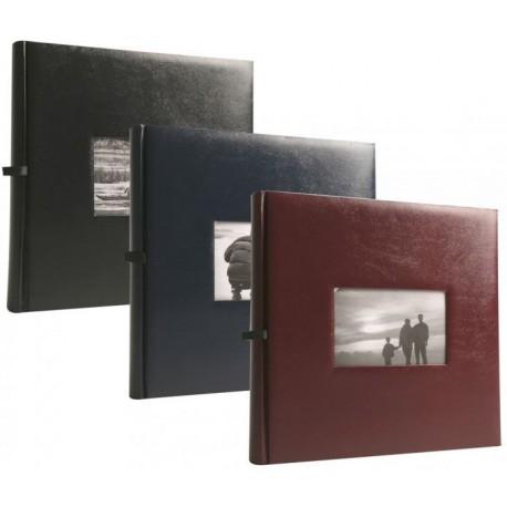Henzo EDITION Nero, Blu, Rosso album fotografico e portalistino 50.004.00