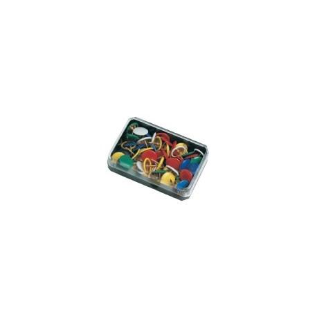 Molho Leone Pins Plastic Cover Nero infilzacarte e spillo da cancelleria 75531