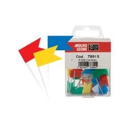 Molho Leone Flag pins Multicolore 78819
