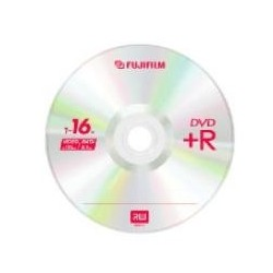 Fujifilm DVD R 4.7GB 16x 10pk 4,7 GB 10 pezzoi 48344