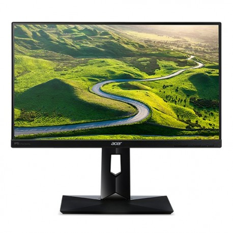 Image of Acer CB CB241HY monitor piatto per PC 60,5 cm 23.8 Full HD LED Nero UM.QB1EE.013