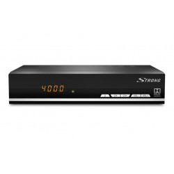 Strong SRT 7007 Satellite Full HD Nero set top box TV SRT7007