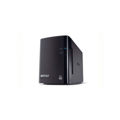 Buffalo DriveStation HD WLU3 array di dischi 4 TB Scrivania Nero HD WL4TU3R1 EB