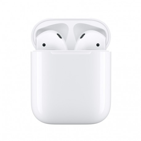 Apple AirPods 2nd generation MV7N2ZMA auricolare per telefono cellulare Stereofonico Bianco
